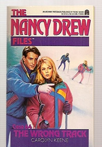 9780671730680: WRONG TRACK (NANCY DREW FILES 64)