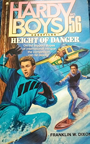 Height of Danger (Hardy Boys Casefiles #56): Dixon, Franklin W.