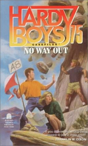 9780671731113: No Way Out (Hardy Boys Casefiles)