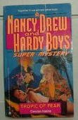Tropic of Fear (Nancy Drew & Hardy: Carolyn Keene