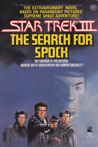 9780671731335: Star Trek III: The Search for Spock