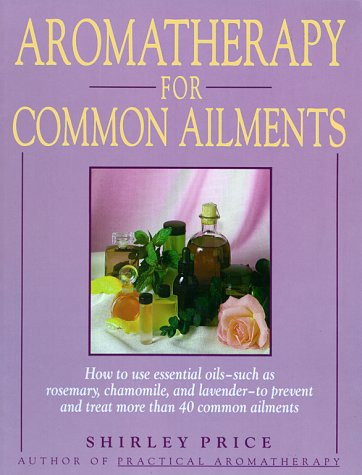 9780671731342: Aromatherapy for Common Ailments (Gaia series)