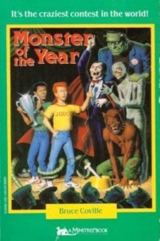 Monster of the Year: Monster of the Year (0671731475) by Bruce Coville