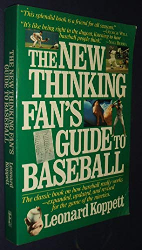 9780671732059: The New Thinking Fan's Guide to Baseball