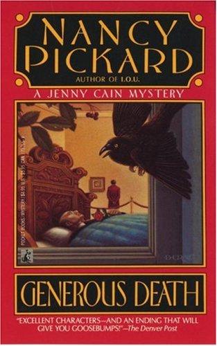9780671732646: Generous Death (Jenny Cain Mysteries, No. 1)
