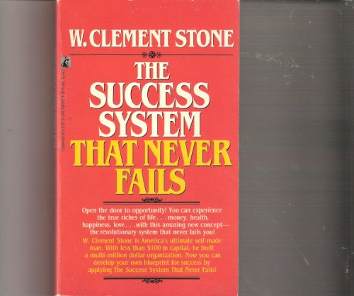 9780671732653: Success System That Never Fails: Success System That Never Fails