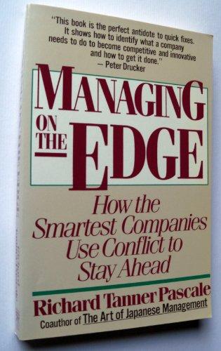 9780671732851: Managing on the Edge