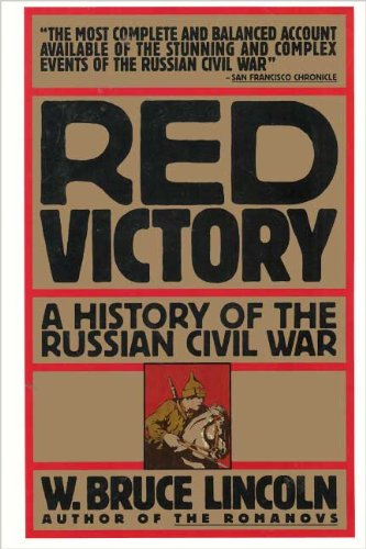 9780671732868: Red Victory: A History of the Russian Civil War