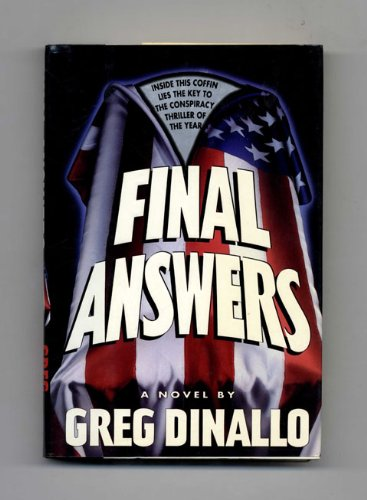 Final Answers: A Novel: Dinallo, Greg