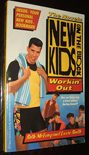 9780671733223: NEW KIDS ON THE BLOCK: WORKIN' OUT (The New Kids on the Block)