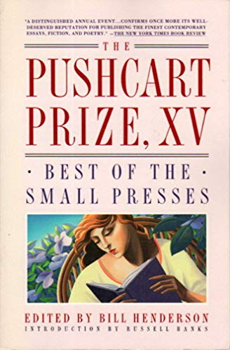 9780671733322: The Pushcart Prize XV: Best of the Small Presses