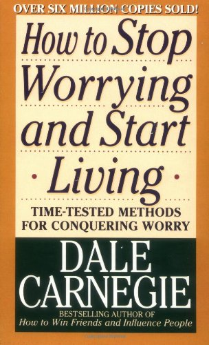 9780671733353: How to Stop Worrying and Start Living