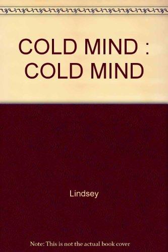 9780671733384: COLD MIND : COLD MIND
