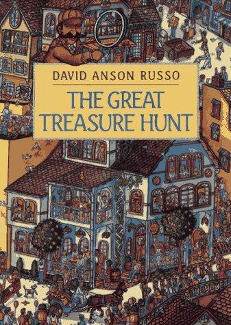 9780671733490: The Great Treasure Hunt
