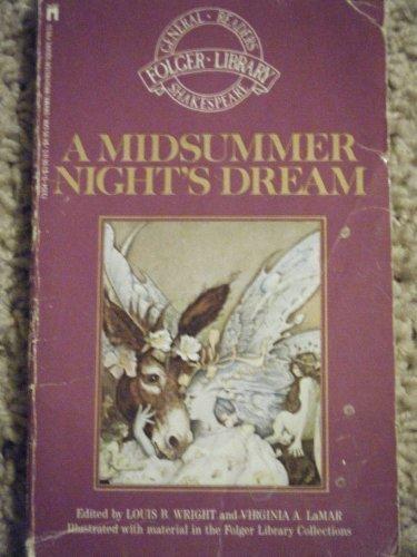 9780671733544: A Midsummer Night's Dream