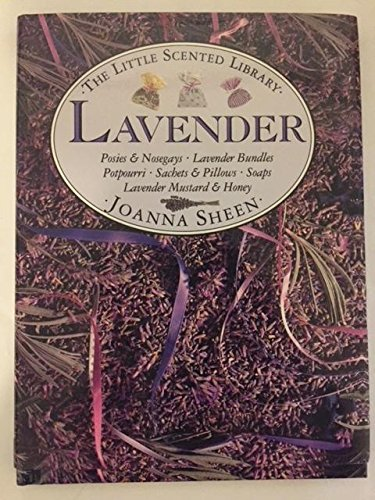 9780671734169: Lavender (The Little Scented Library)