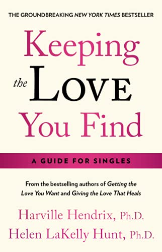 9780671734206: Keeping the Love You Find: Guide for Singles