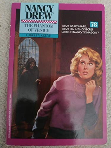 9780671734220: The Phantom of Venice (Nancy Drew #78)