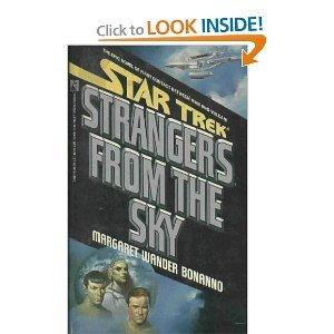 9780671734817: Strangers From the Sky (Star Trek)