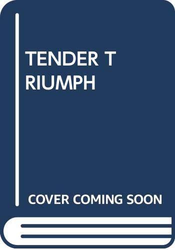 9780671735142: Title: Tender Triumph