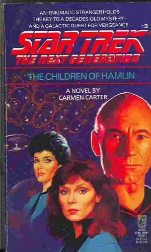 The Children of Hamlin (Star Trek The: Carmen Carter