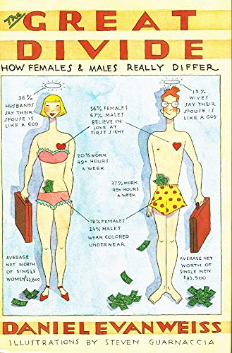 9780671735975: The Great Divide: How Females and Males Really Differ