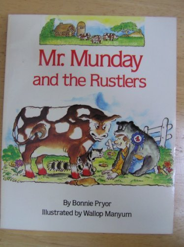 9780671736194: Mr Munday and the Rustlers