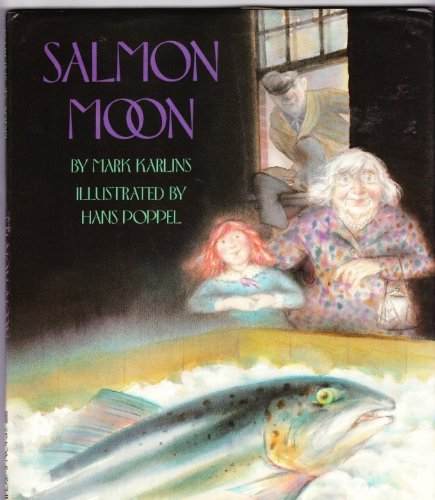 Salmon Moon: Mark Karlins