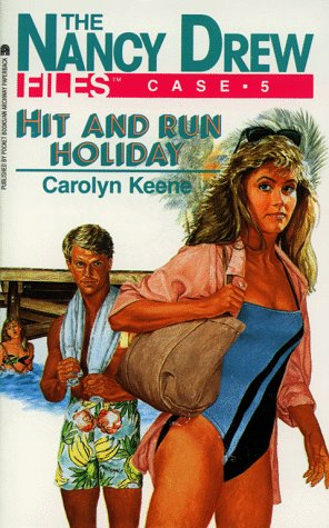 9780671736606: Hit and Run Holiday (Nancy Drew Casefiles, Case 5)