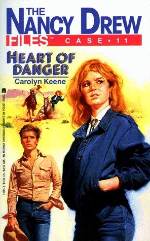 9780671736651: Heart of Danger (Nancy Drew Casefiles, Case 11)
