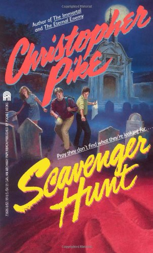 9780671736866: Scavenger Hunt