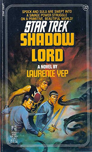 9780671737467: SHADOW LORD (STAR TREK #22)