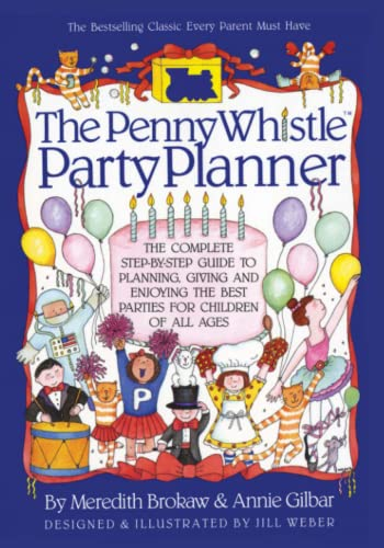 9780671737924: Penny Whistle Party Planner
