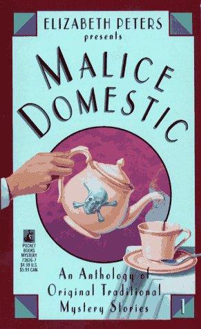 9780671738266: Malice Domestic 1