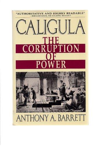 9780671738495: Caligula: The Corruption of Power