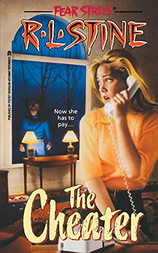 9780671738679: The Cheater (Fear Street, No. 18)