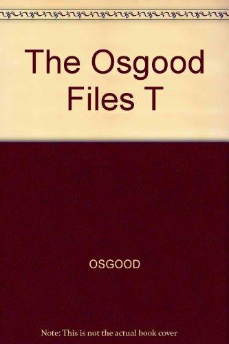 9780671739003: The Osgood Files