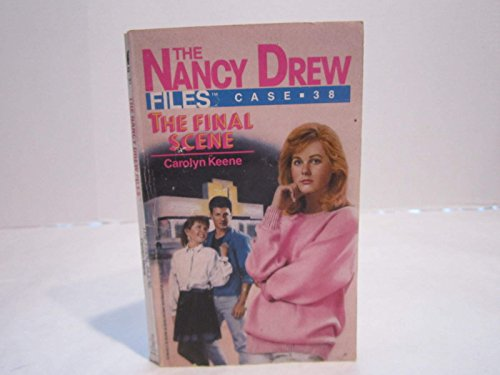 9780671739102: FINAL SCENE (NANCY DREW #38) (Nancy Drew Files)