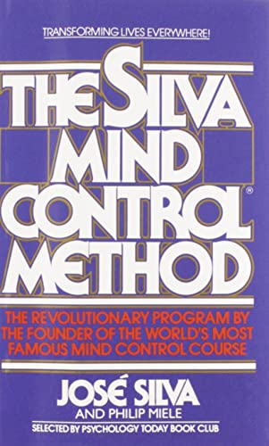 9780671739898: The Silva Mind Control Method