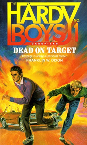 9780671739928: Dead on Target (Hardy Boys Casefiles #1)