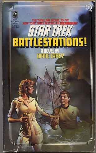 9780671740252: BATTLESTATIONS (CLASSIC STAR TREK 31) (Star Trek: the Original Series)