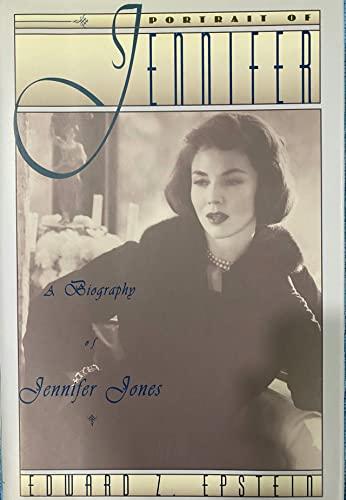 9780671740566: Portrait of Jennifer: A Biography of Jennifer Jones