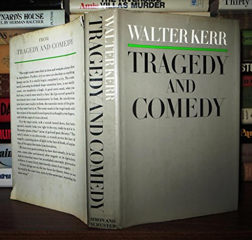 9780671740689: Tragedy and Comedy