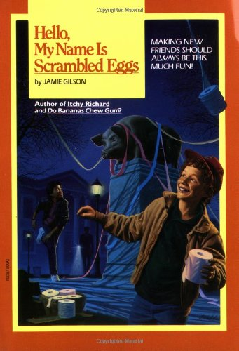 9780671741044: Hello, My Name Is Scrambled Eggs (Minstrel Book)
