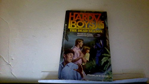 Dead Season (Hardy Boys Casefiles, Case 35): Franklin W. Dixon