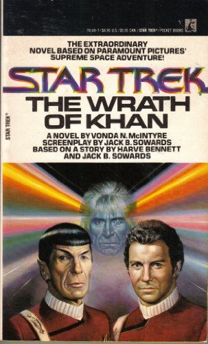 Wrath of Khan (Star Trek Movie 2): Wrath of Khan (0671741497) by Mcintyre