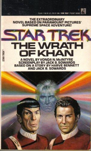 9780671741495: Wrath of Khan (Star Trek Movie 2): Wrath of Khan