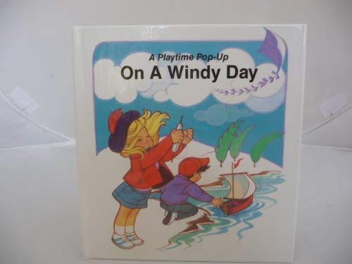 On a Windy Day (A Playtime pop-up) (0671741748) by Pat Paris
