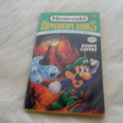 Nintendo Adventure Books: Koopa Capers, Volume 4