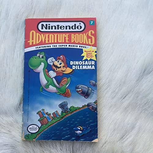 9780671742058: DINOSAUR DILEMMA: NINTENDO ADVENTURE BOOK #7 (Nintendo Adventure Books)